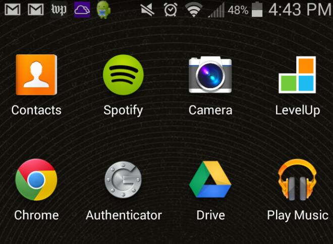 Google Authenticator Application